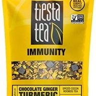 Chocolate Ginger Turmeric from Tiesta Tea