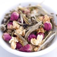 Jasmine Rose White Tea from Ovation Teas