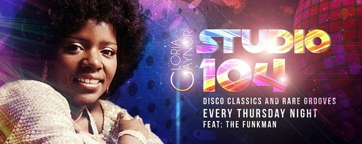 Studio 104 ft. Gloria Gaynor