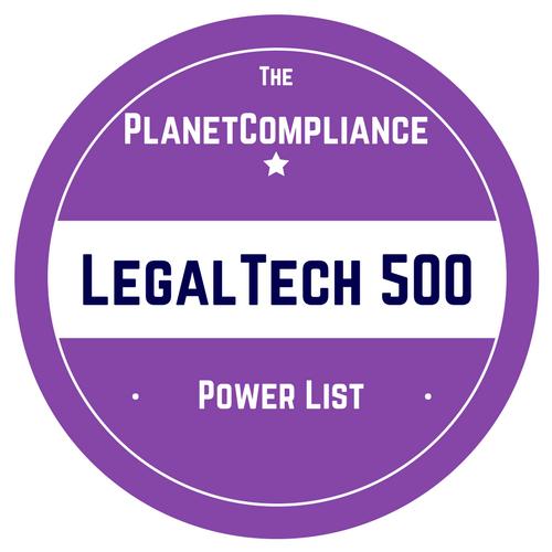 Legaltech 500 Logo