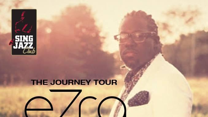 EZRA BROWN - THE JOURNEY TOUR