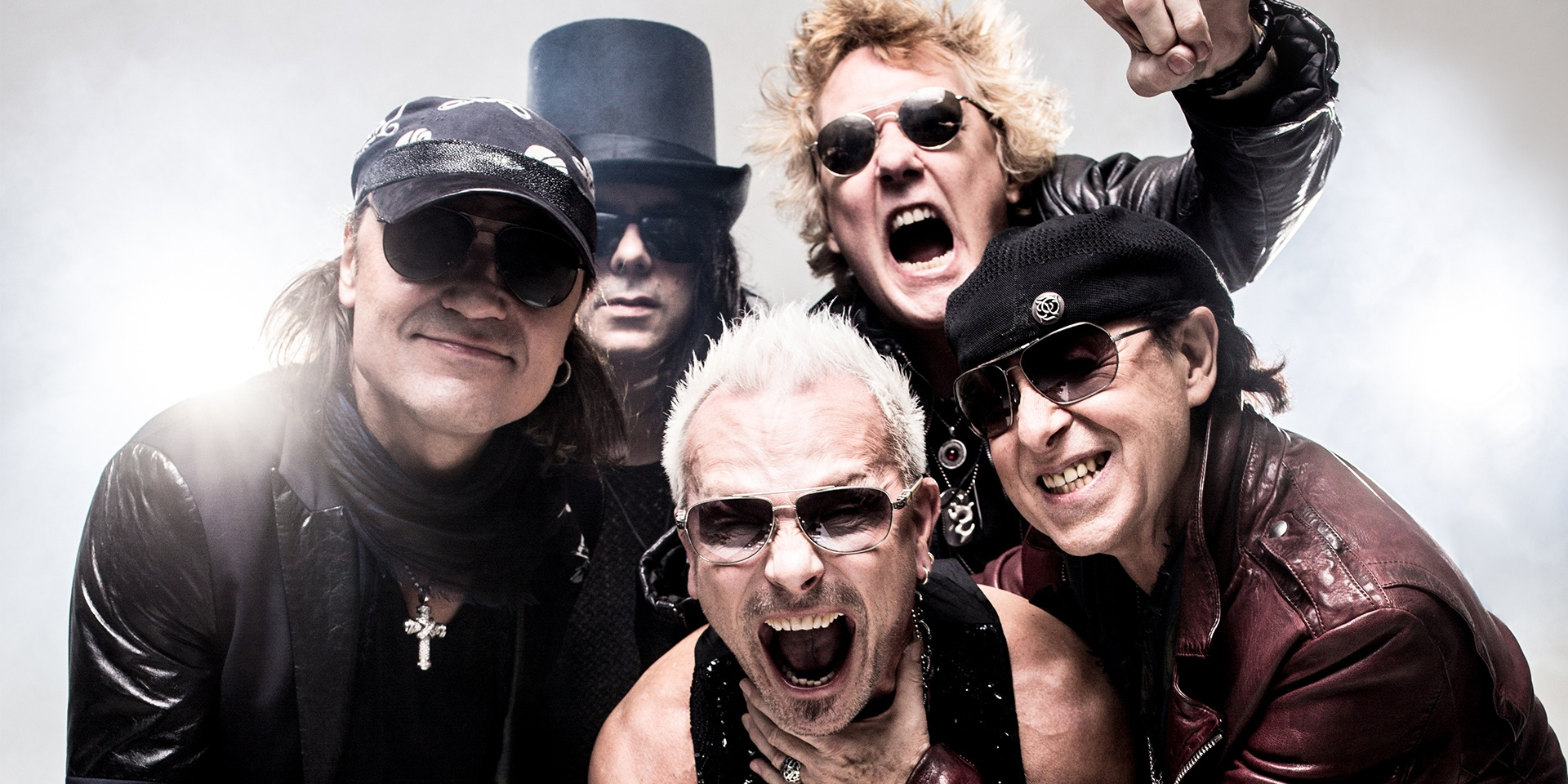Hard rock legends Scorpions to perform in Singapore for 50th anniversary