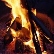 cinnamon bonfire from The Devotea