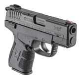 "Springfield Armory XDE 9MM 3.3"" FIBER OPTIC FRONT SIGHT COMBAT REAR 8RD"