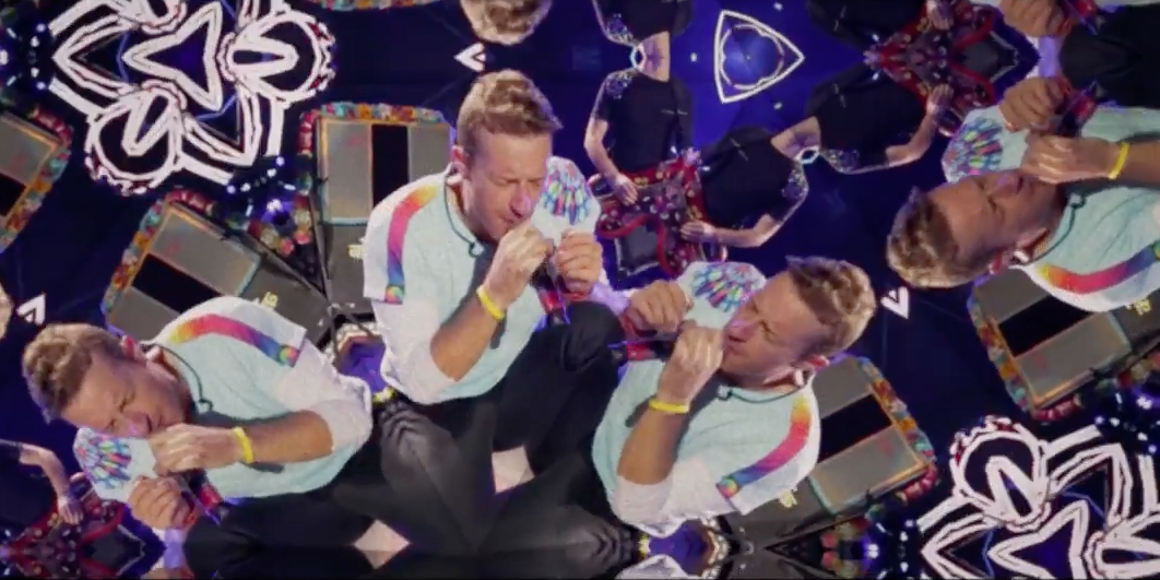 "Coldplay and The Chainsmokers release Tokyo remix for ""Something Just Like This"" – watch"