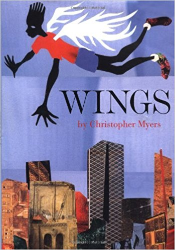 I Love to Read:  Wings