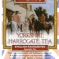 Yorkshire Harrogate from Metropolitan Tea Company
