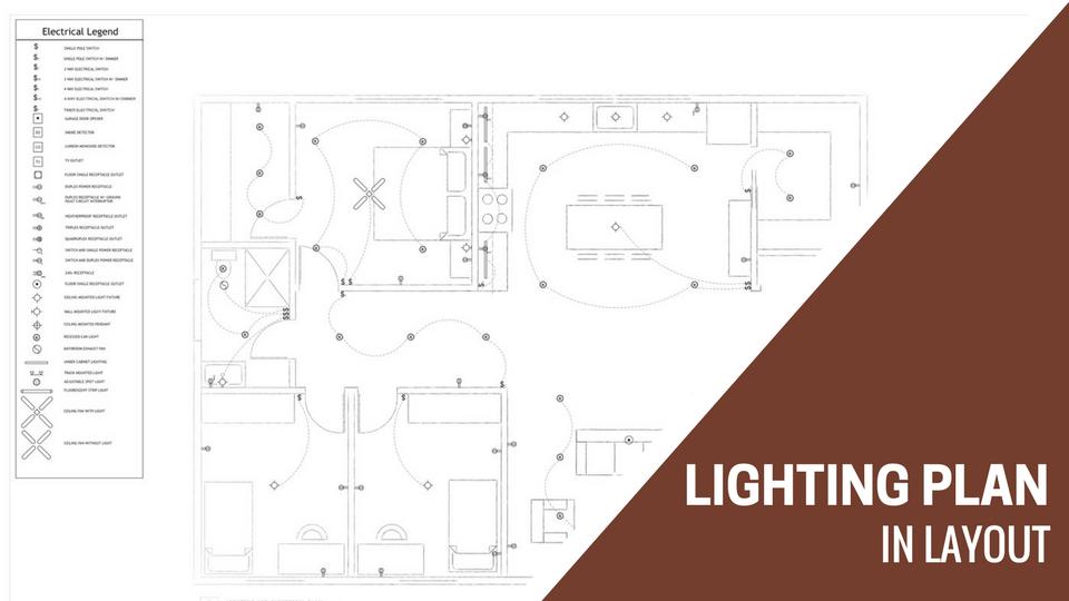 lighting plan template and instructions sketchup for. Black Bedroom Furniture Sets. Home Design Ideas
