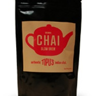 Slow Brew Original Chai from Tipu's