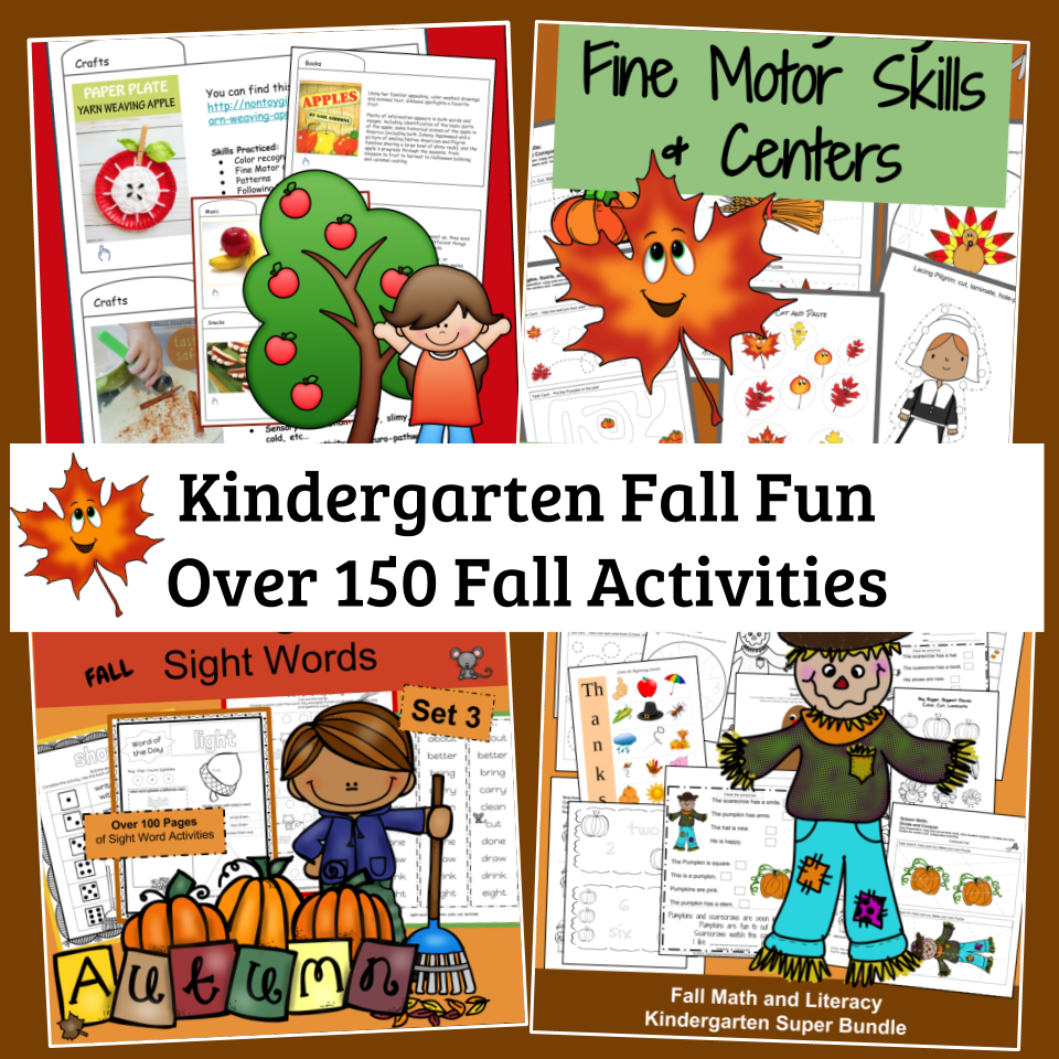 A Better Way to Homeschool Fall Fun
