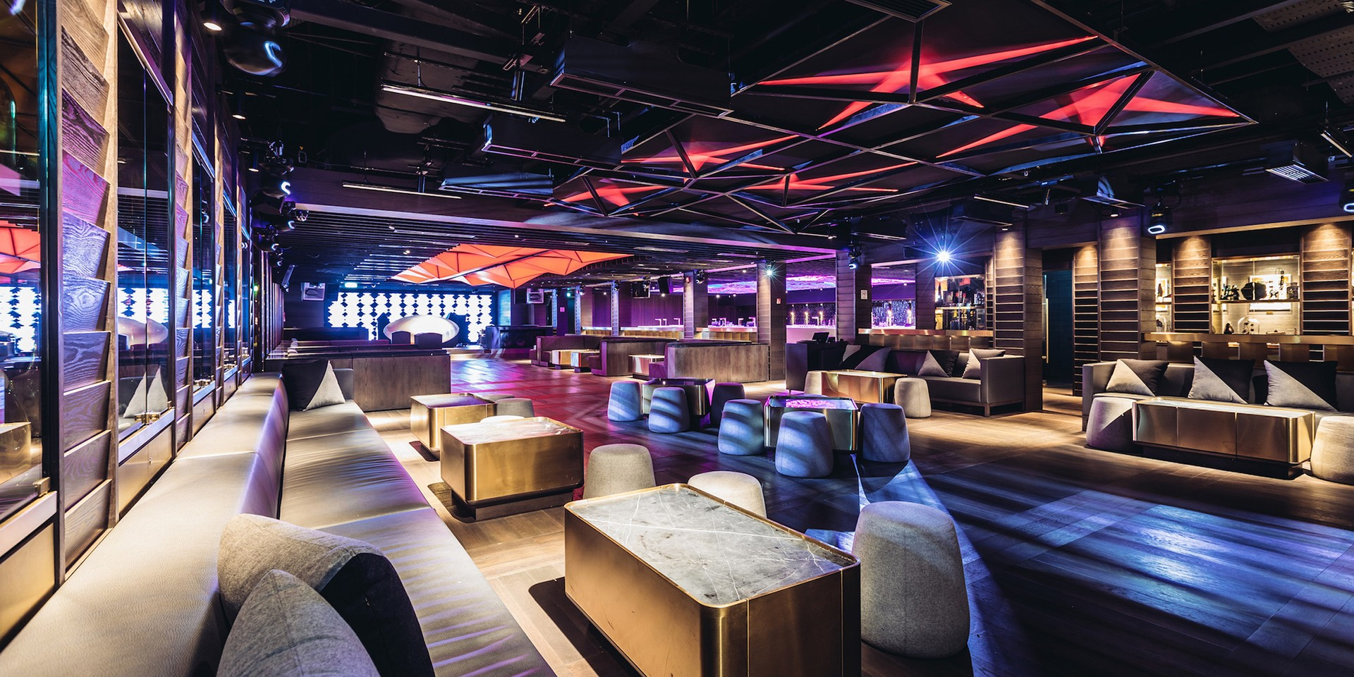 Zouk Singapore unveils brand new lounge, Capital