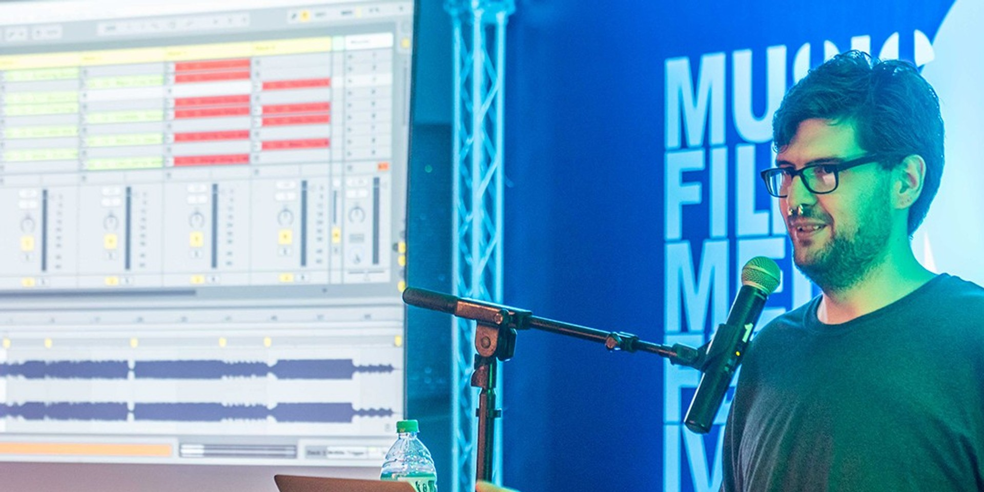 Australian glitch producer Mr. Bill to hold music production masterclass in Singapore