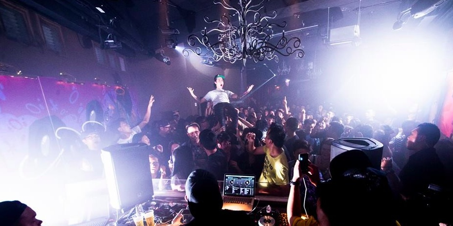 The people behind #EmoNightSG present an all new party at Kyo for all the uncool kids