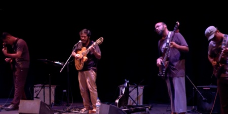WATCH: B-Quartet's full reunion set at Lasalle