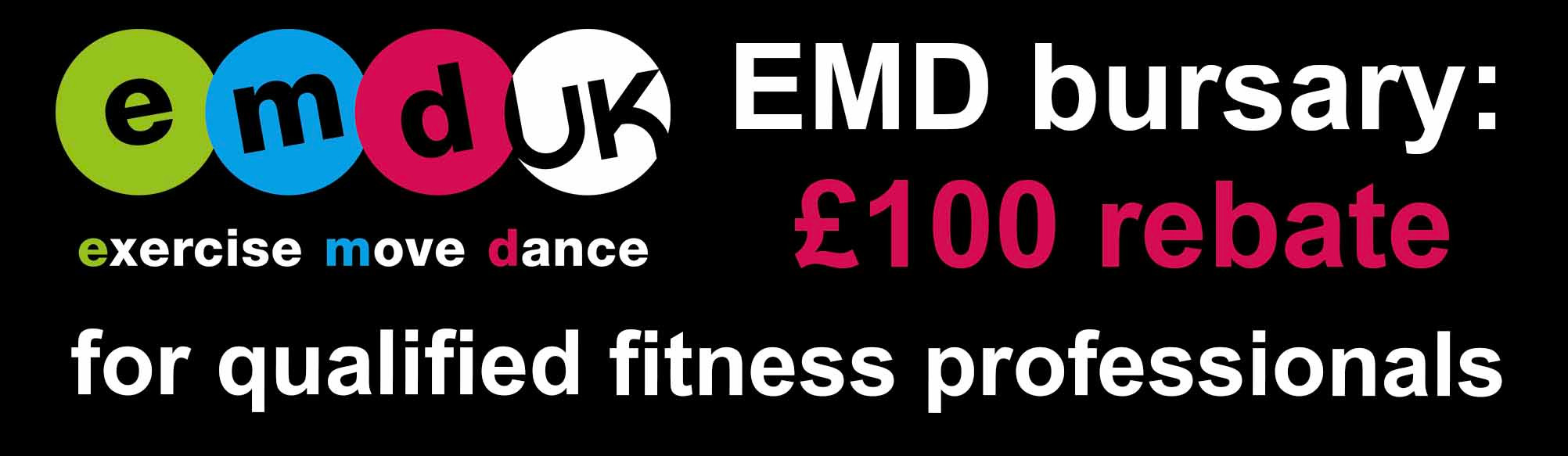 EMD-UK Bursary Rebate
