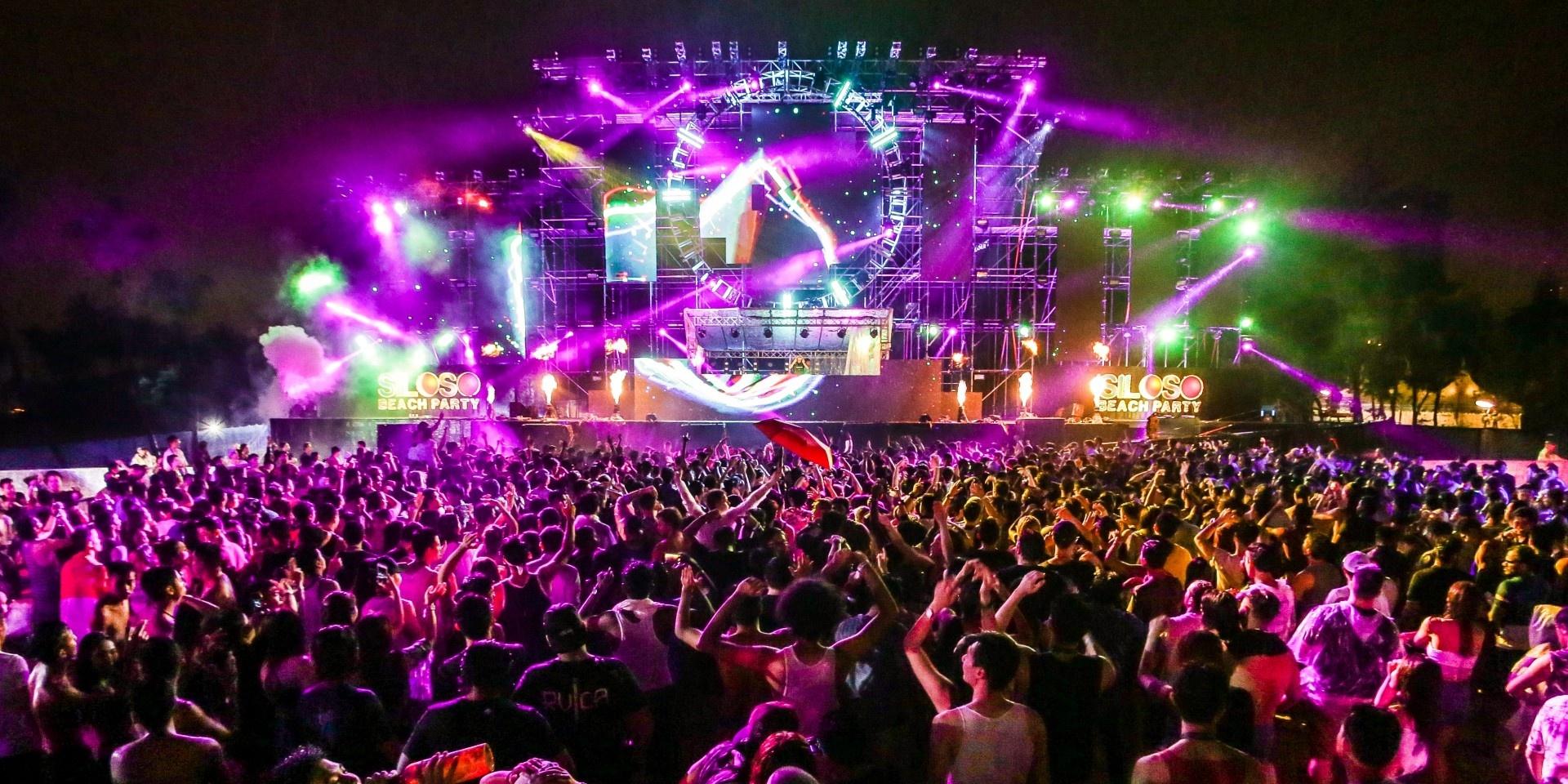 Bid 2018 an epic farewell with the Siloso Beach Party