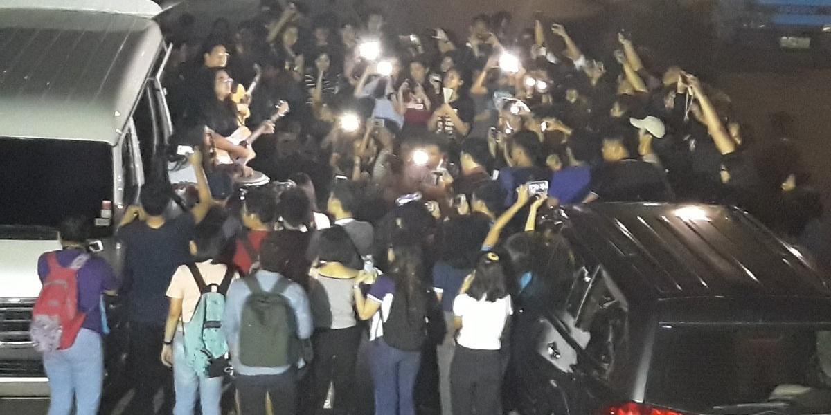 Watch Ben&Ben perform impromptu street show for fans