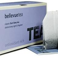 Earl Grey tea from Bellevue tea