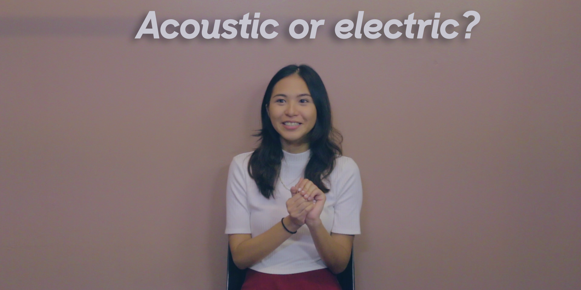 WATCH: Singer-songwriter Clara Benin tells us about her first concert, the joys and perils of the internet and her stand on mental health