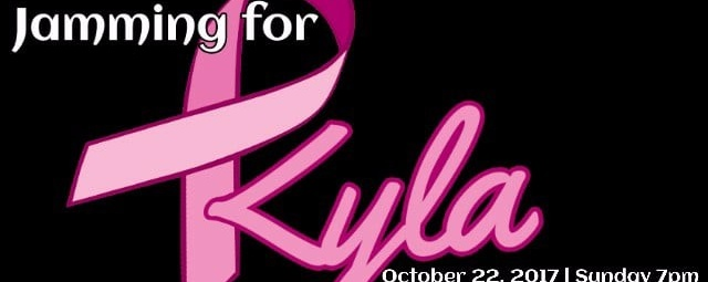 Jamming for Kyla: A Benefit Event