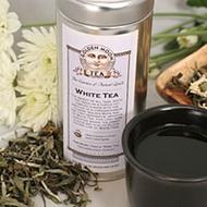White Tea from Golden Moon Tea