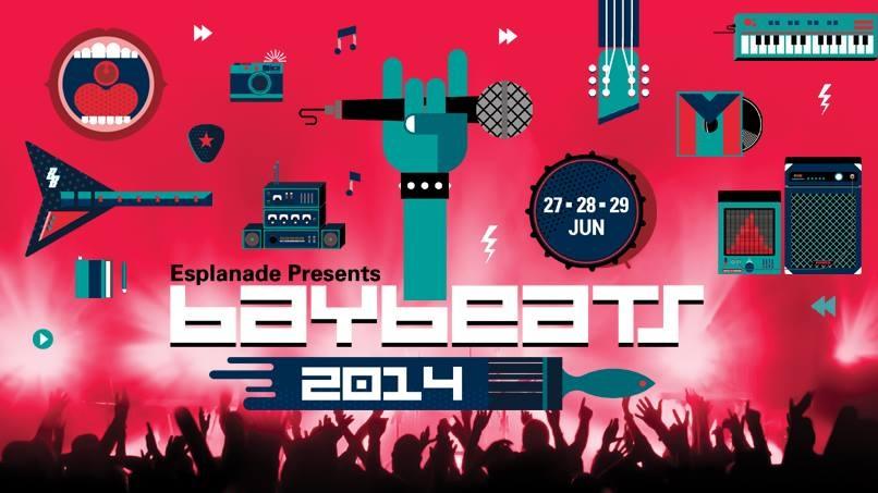 Baybeats Music Festival 2014 (Powerhouse)