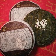 Mandala Tea 2011 Wild Mountain Green Raw Pu'er from Mandala Tea