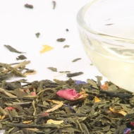 Mango & Sencha Green from Jenier World of Teas