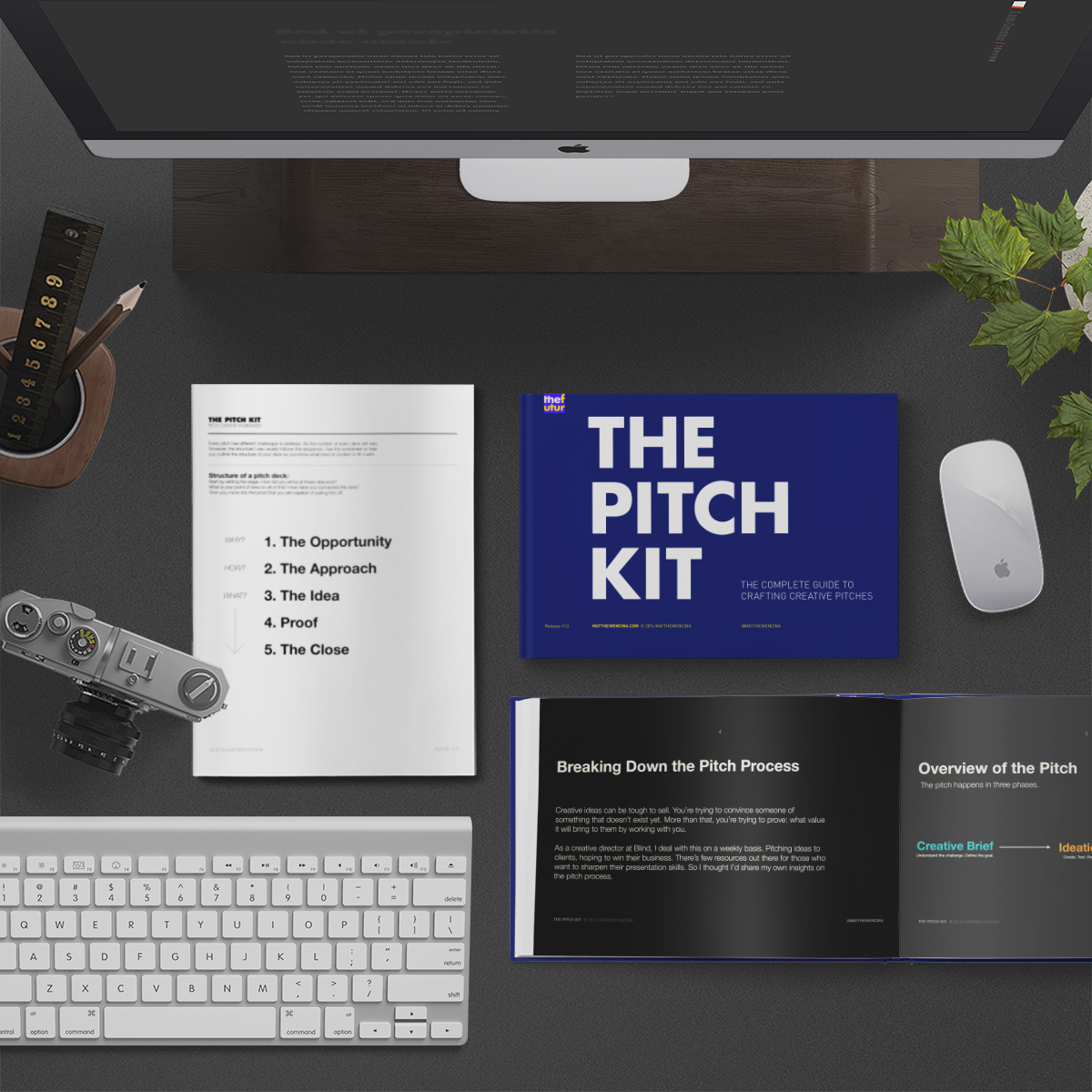 The Pitch Kit | The Futur