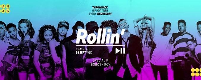 Rollin' ft. Bobos, Special K & Roy