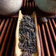 Shu (ripe) pu-erh #0201 Ancient trees of Thailand, Oct 2016 from Tea Side