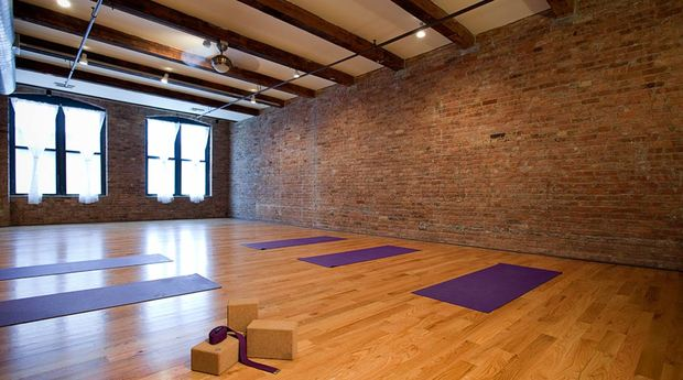 Yoga Loft Chicago