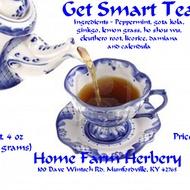 Feeling Good Flower Tea Blend from Home Farm Herbery