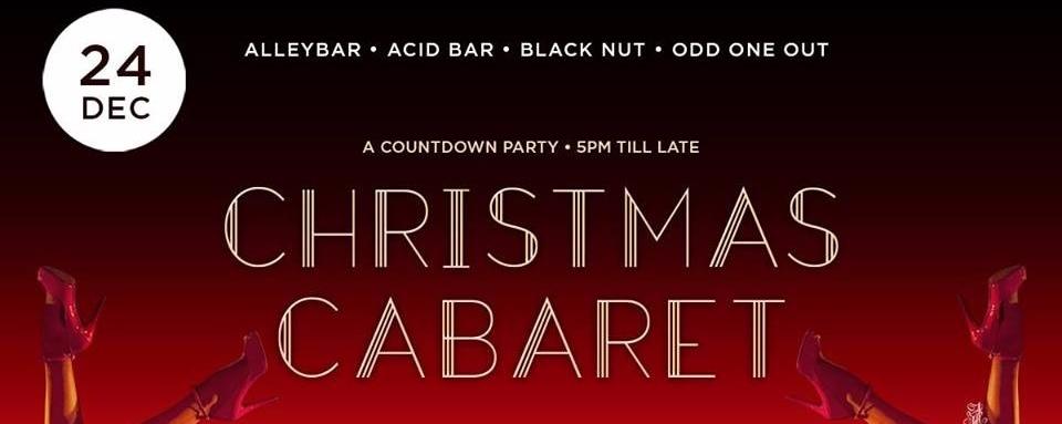 Christmas Cabaret Party