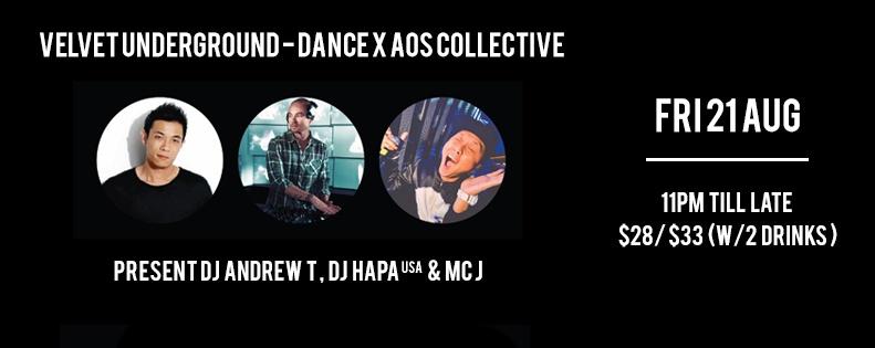 DJ ANDREW T & DJ HAPA FEAT. MC J