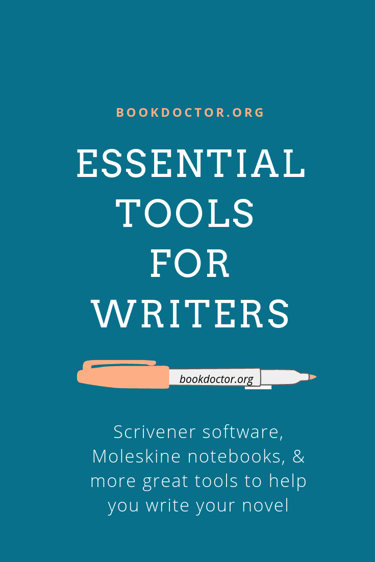 Great tools for writers