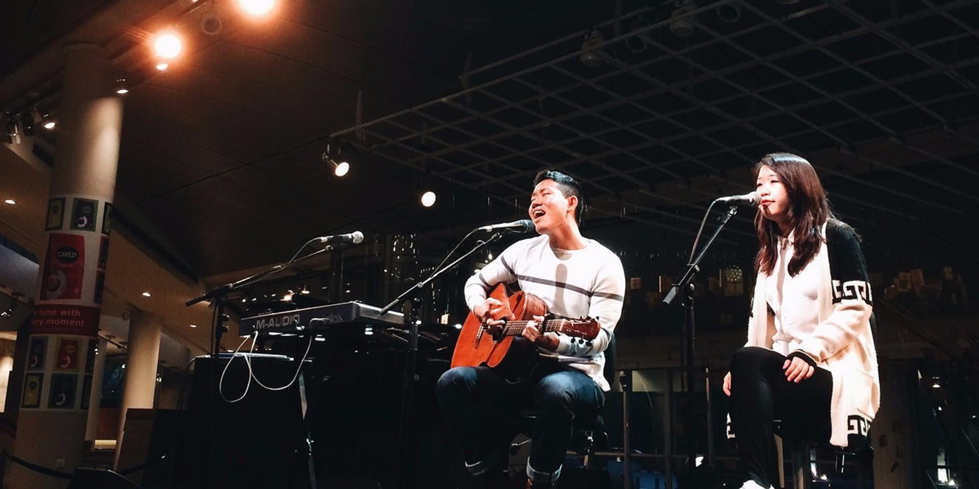 EP Review: Joshua Phang - Youth