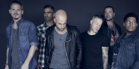 Daughtry announces Southeast Asia tour – Singapore, Kuala Lumpur, Bangkok