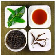 Golden Dragon Tippy Black Tea, Lot 240 from Taiwan Tea Crafts