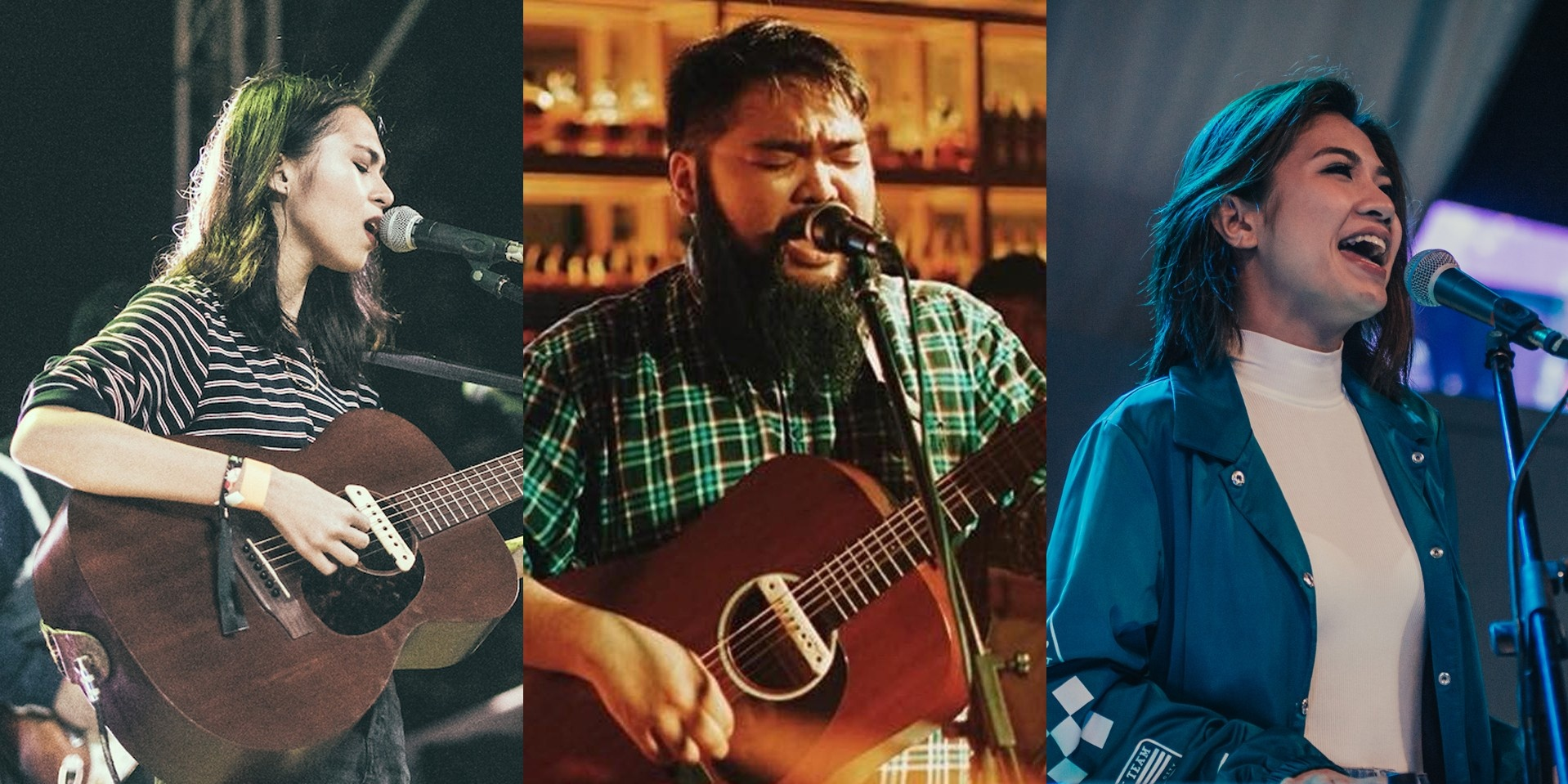 Clara Benin, I Belong to the Zoo, Leanne and Naara, and more to celebrate Yellow Room's 5th Anniversary