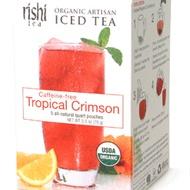 Tropical Crimson Iced Tea from Rishi Tea