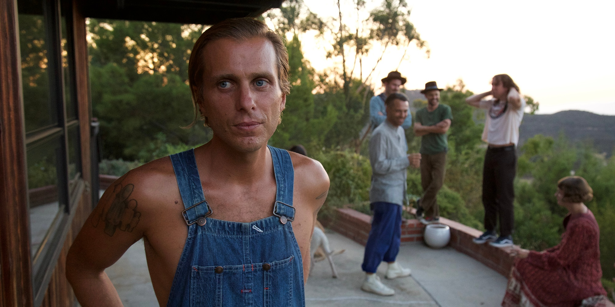 AWOLNATION's Aaron Bruno on their latest record, recorded in a studio built from scratch