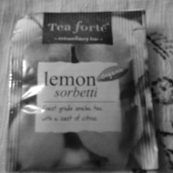 Lemon (Organic) Sorbetti by Tea Forté from Tea Forte