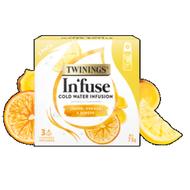 Lemon, Orange & Ginger Cold Infuse from Twinings