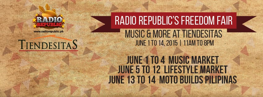 Radio Republic's Freedom Fair
