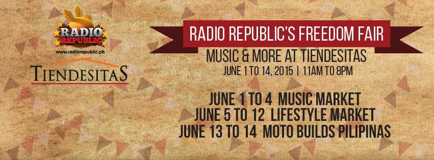 Radio Republic's Freedom Fair
