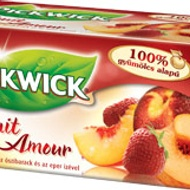 Fruit Amour Peach & Strawberry from Pickwick