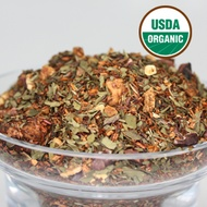 Organic Mint Chocolate Rooibos from LeafSpa Organic Tea