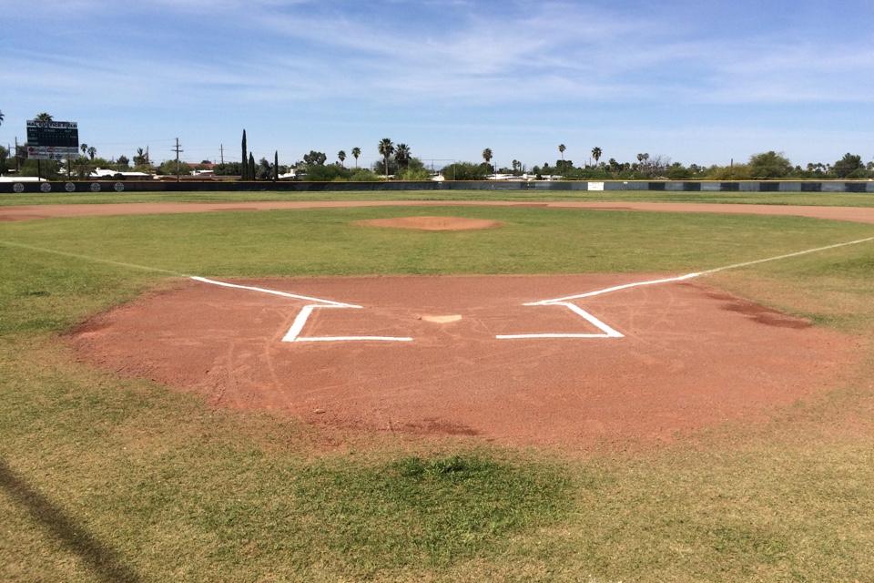 Hal Eustice Baseball Field