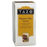 Organic Chai from Tazo